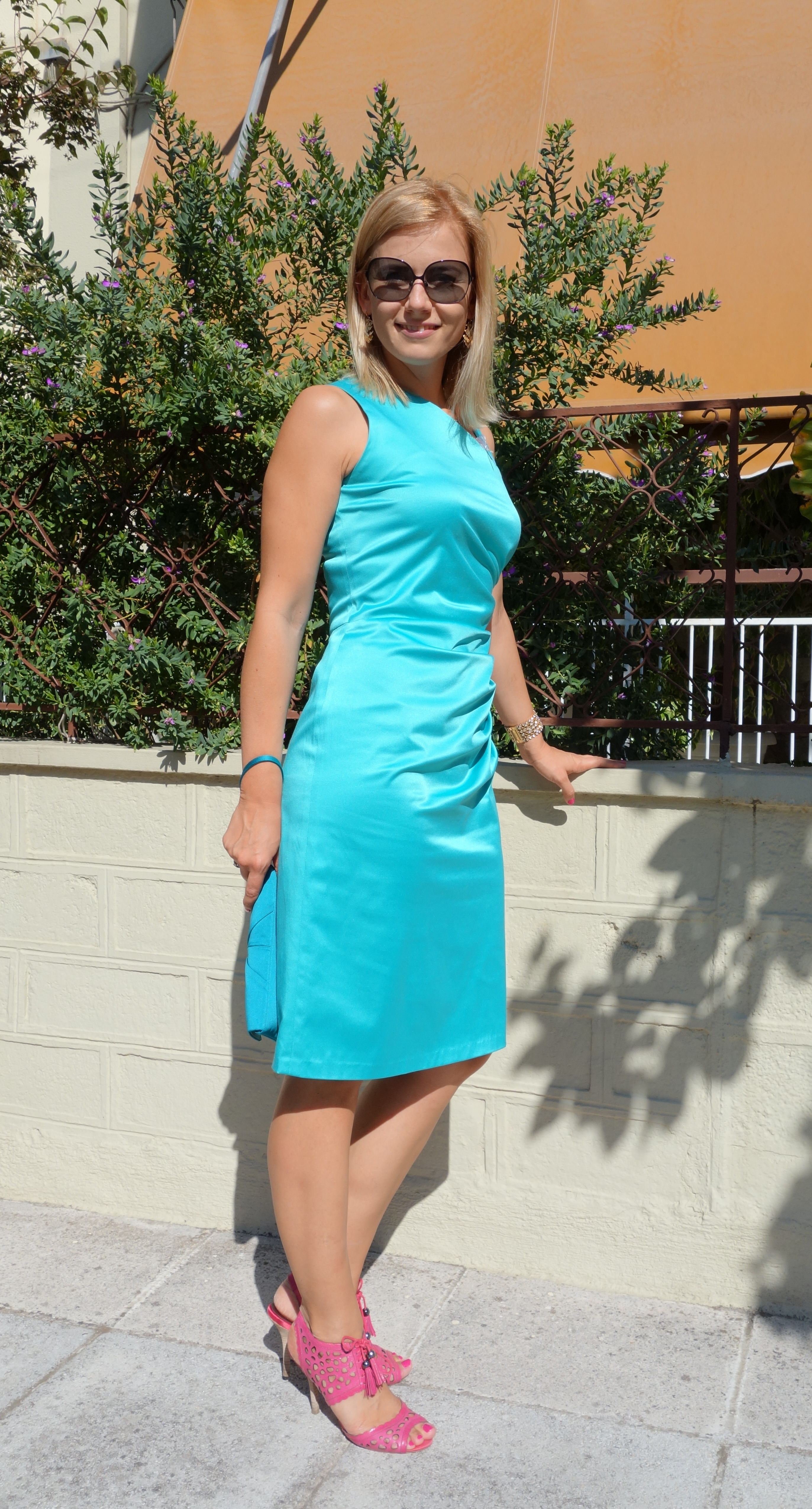 wedding guest dress – Sewing in Athens