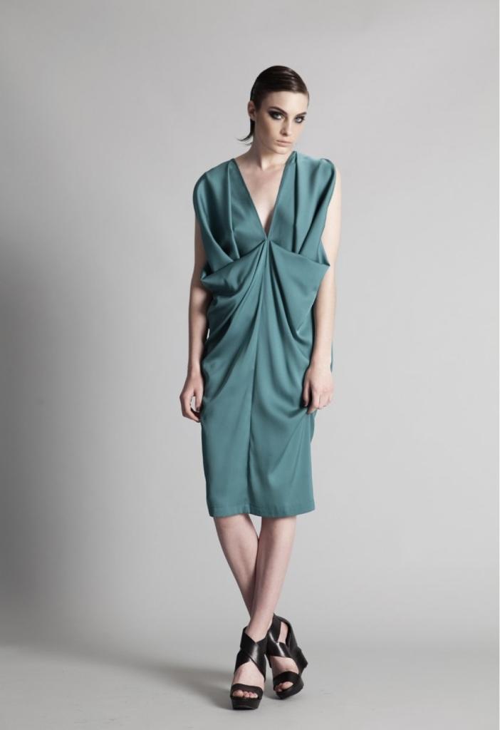 Cybele Crystalline dress